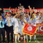 Hà Nội T&T lập kỷ lục vô địch giải U19 quốc gia