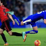 Leicester đối diện nguy cơ mất ngôi đầu vì trận hòa West Brom
