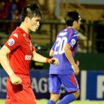 Công Vinh kém duyên, Bình Dương thua trận cuối ở AFC Champions League