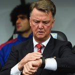 Forlan: 'Đồng hồ đếm ngược đã điểm với Van Gaal'
