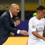 'Phát hiện' của Zidane cùng Tây Ban Nha dự Euro 2016