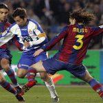 Tamudazo, Espanyol và góc ký ức kinh khủng với Barca