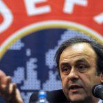 Platini từ chức Chủ tịch UEFA để theo kiện án cấm hoạt động bóng đá