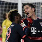 Lewandowski lập cú đúp, Bayern thắng trận mở màn năm 2016