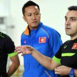 HLV tuyển futsal Việt Nam săn cầu thủ chuẩn bị cho World Cup