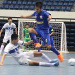 Thái Sơn Nam hạ đương kim vô địch giải futsal quốc gia 2016