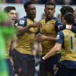 Arsenal giành chiến thắng đầu tiên sau bốn trận ở Ngoại hạng Anh
