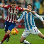 Atletico lỡ cơ hội chiếm ngôi đầu của Barca