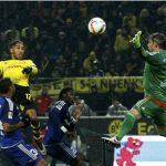 Aubameyang lập cú đúp, Dortmund tiến gần tới Bayern