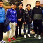 Miura thăm đội Bình Dương, cổ vũ tuyển nữ Việt Nam