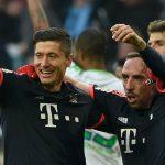 Lewandowski vượt Ronaldo trong cuộc đua Giày vàng châu Âu