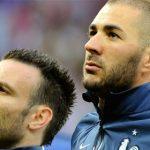 Benzema bị cấm thi đấu vô thời hạn ở đội tuyển Pháp
