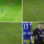 Casillas nhận trái đắng khi bắt chước Neuer