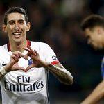 Di Maria giúp PSG đứng đầu Ligue I với khoảng cách 19 điểm