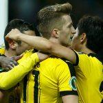Dortmund tái ngộ Bayern ở chung kết Cup quốc gia Đức