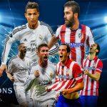 Đường đến chung kết Champions League của Real và Atletico