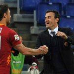 Luis Enrique sẵn sàng đón Totti về Barca