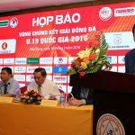 Hà Nội T&T chạm trán Bình Dương tại U19 quốc gia