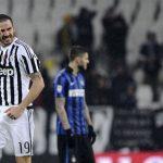 Juventus đánh bại Inter ở trận derby Italy
