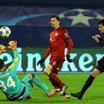 Lewandowski lập cú đúp, Bayern thắng trận cuối vòng bảng