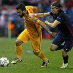 Cầu thủ Atletico muốn tránh Real Madrid ở bán kết