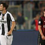 Juventus đánh bại Milan, lập cột mốc mới của bóng đá Italy