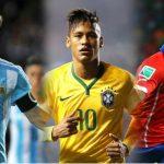 Argentina tái ngộ Chile ngay vòng bảng Copa America 2016