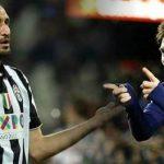 Chiellini: 'Đối mặt Messi, bạn chỉ còn việc làm dấu thánh giá'