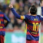 Messi ghi bàn thứ 300 ở Liga, Barca bỏ xa Real bảy điểm