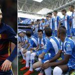 Giá trị của Messi gấp đôi giá trị toàn bộ đội hình Espanyol