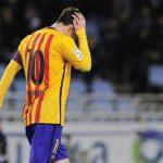 Barca thua trận thứ hai liên tiếp, Liga rộng mở cho Atletico và Real
