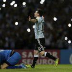 Bác sĩ kiểm tra doping không biết Messi là ai