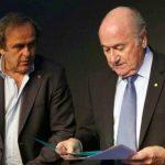 Blatter và Platini bị cấm hoạt động bóng đá tám năm