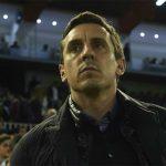 Gary Neville giành chiến thắng thứ ba liên tiếp với Valencia