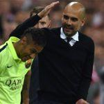 Neymar muốn được làm việc với Pep Guardiola