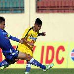 PVF trút mưa bàn thắng vào lưới Bình Định tại giải U19 quốc gia