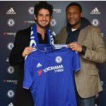 Chelsea hoàn tất thương vụ Pato