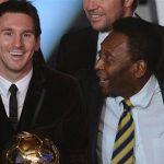 Pele: 'Messi chỉ là hoàng tử, vì bóng đá chỉ có một vị vua'