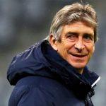 Rời Man City, Pellegrini là ứng viên số một thay Gary Neville