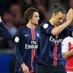 Ibrahimovic ghi dấu bốn bàn, PSG đại thắng khi trở về Ligue I