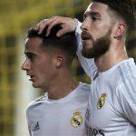 Ronaldo tịt ngòi, Real suýt mất điểm cho Las Palmas
