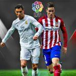 Atletico và Real kiếm bộn tiền thưởng từ Champions League