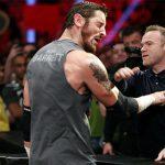 Bị chế nhạo, Rooney cho đô vật ăn tát