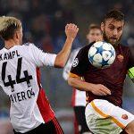 Roma 3-2 Leverkusen: Hồi sinh từ màn rượt đuổi nghẹt thở