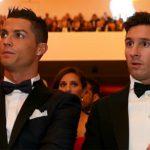 Messi và Ronaldo chưa bao giờ bầu cho nhau