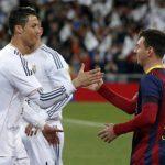 Messi và Ronaldo cùng nhau vượt cột mốc 1.000 bàn