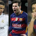 Sự khác biệt giữa Ronaldo, Messi và Suarez qua 10 chỉ số