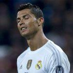 Ronaldo được nghỉ lần đầu tiên trong mùa giải 2015-2016