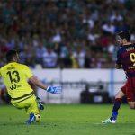 Ghi bàn thứ 35 ở Liga, Suarez bỏ xa Ronaldo trong cuộc đua Giày vàng