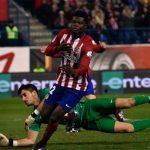 Atletico chiếm vị trí dẫn đầu của Barca
